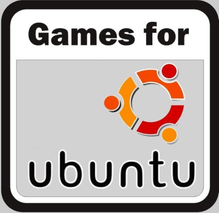 games for ubuntu logo